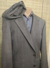 HART SCHAFFNER & MARX PINE'S MEN'S TWO-PIECE SUIT 41R PURE VIRGIN WOOL 34 X 31.5