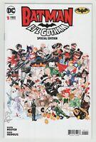 Batman Lil Gotham #1 Special Edition SIGNED by Dustin Nguyen - Batman Day 2018