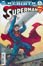 SUPERMAN #2, VARIANT, New, First print, DC REBIRTH (2016)