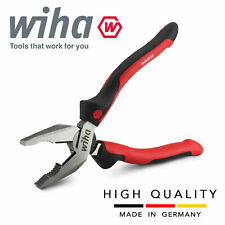 Wiha 30978 Industrial Combination Pliers With Dynamicjoint And Optigrip