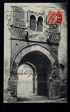 3065.-GRANADA -Alhambra Puerta de Vino (Enviada a Mexico en 1907)