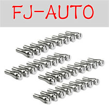 FJ-AUTO 92-14 Door Cable Repair Kit Front and Rear for Ford Van E150(32 Ends)