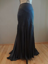 CHLOE Couture Vintage Silk Skirt Size 40