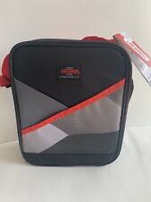 Thermos Insulated lunch bag Red/black Genuine New