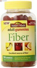 Nature Made Fiber Adult Gummies, 90 Count