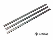 """13"""" inch Planer Blades Knives for Rigid R4331 Planer, replaces AC20502, Set of 3"""