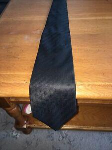 Gents' Black Tie - Tu By Sainsburys