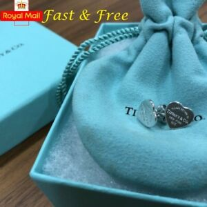 New Silver Gold Rose Gold Tiffany & Co. Earrings SALE