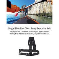 Shoulder Strap Belt For GOPRO Hero 4/3+3/2/1 Single Mount Holder Outdoor sports