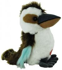 Kookaburra with Sound Plush Stuffed Toy 25cm by Elka Australia