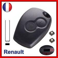 Guscio Chiave Sistema Keyless Custodia 2 Pulsante Renault Megane/Scenic/Twingo +