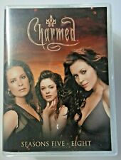 Charmed, Season Five - Eight Boxed DVD Set. (24 discs - 4 Full Season 5 thru 8)