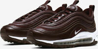 NIKE KIDS AIR MAX 97 - UK 4/US 4.5/EU 36.5 - PURPLE/WHITE (BQ7231-201)