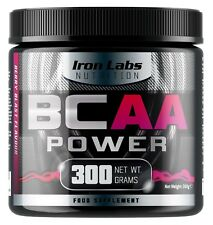 BCAA POWER - Ultra Potent 15,000mg BCAAs Intra Workout Supplement - Berry Blast