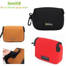 Lightweight Neoprene Soft case cover camera bag for Nikon Panasonic Fujifilm
