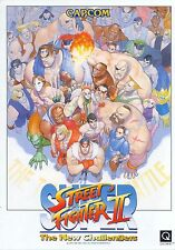 Super Street Fighter Classic  Poster - 24 in x 15 in - Fast Shipping