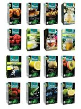 Dilmah-flavoured Black Tea bags CEYLON-Vanilla,Mint,Strawberry,Cinnamon,Ginger