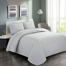 Solid Rayon from Bamboo Super Soft Silky Deep Pocket 4 Pieces Bedding Sheet Set