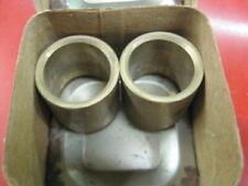 2 NOS OE General Motors starter bushing bearing D-1672 Delco Remy #1943580