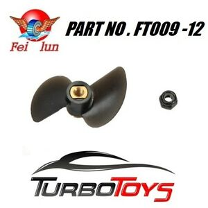NEW - FT009 RC BOAT - SPARE PROPELLER PART FT009-12  - AUS SELLER & STOCK