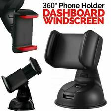 360° Mobile Phone Holder Universal Mount For GPS Dashboard in Car Windscreen YK