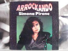 SIMONA PIRONE - ARROCKANDO - LP NEAR MINT BUSTA INTERNA ORIGINALE CON I TESTI