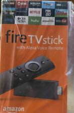 Amazon Fire TV Stick Streaming Media Player with Alexa Voice Remote - 2nd Gen