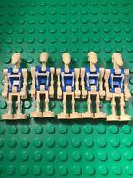 LEGO® Star Wars™ Figur 5x Battle Droid Pilot Set 7929, 7958