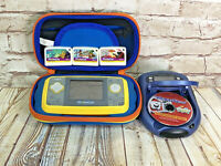 vtech mobigo and 3 games and videao now with game together excellent