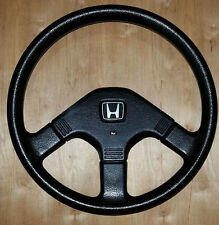 84 85 86 87 Honda CIVIC Shuttle CRX 1G CIVIC 3G Steering Wheel OEM 84-87 Rare !