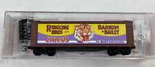 N Scale Micro-Trains MTL 04700410 Ringling Bros Circus 40' Reefer Billboard #10