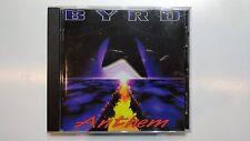Anthem * by Byrd (CD, Jun-2004, Lion (Finland)) JAMES BYRD MALMSTEEN FIFTH ANGEL