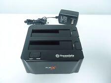 "Thermaltake ST0014U BlacX Duet  2.5""/3.5"" SATA HDD eSATA & USB Docking Station"