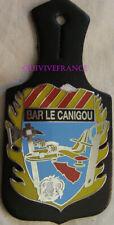 """IN14356 - INSIGNE POMPIERS CANADAIR DU BAR """"LE CANIGOU"""""""