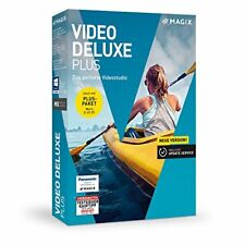 MAGIX Video Deluxe plus 2018 ESD Download Windows
