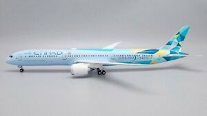 Etihad Airways Boeing 787-10 A6-BMH Greenliner JC Wings JC2ETD432 XX2432 1:200