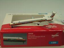 Herpa Wings mb-83 aero lloyd - 528429 - 1/500