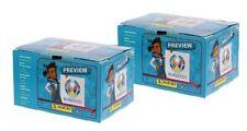 Panini - EURO 2020 Sticker Preview - Sammelsticker - 2 Displays - 240 Tüten