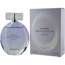 Calvin Klein Sheer Beauty Essence von Calvin Klein EDT Spray 3.4 OZ