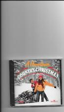 """A HOMETOWN COUNTRY CHRISTMAS, CD """"JUDDS, PAKE McENTIRE, FLOYD CRAMER, ED BRUCE"""