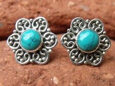 Turquoise Handmade Sterling Silver Fine Jewellery