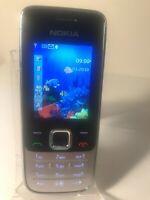 Nokia Classic 2730 - Black & Silver (Unlocked) Mobile Phone 2730c