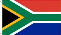 SOUTH AFRICA FLAG 5' x 3' South African Flags