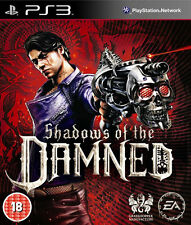 Shadows of the Damned PS3 *in Excellent Condition*