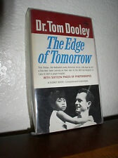 The Edge of Tomorrow by Dr. Tom Dooley (Signet D1993,1'st Prnt, 1961,Paperback)