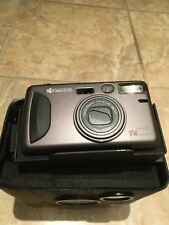 Kyocera Yashica T4 Zoom Camera - MODIFIED - PLEASE READ
