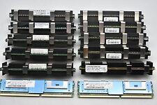 Lot of 12 (11x512MB, 1x2GB) Assorted RAM Memory Micron Hynix Nanya