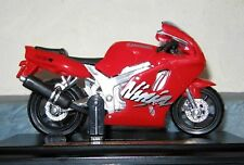 Maisto Modell 1:18 Kawasaki Ninja ZX 7 R, Red