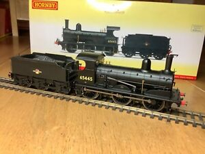 Hornby R3232 BR Late Crest 0-6-0 J15 Class Tender Loco 65445