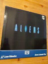 Aliens - Widescreen Edition GOOD condition laserdisc